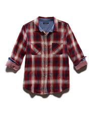 KELLYSVILLE WOMEN'S DOUBLE LAYER SHIRT