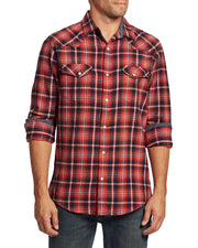 BROOKSTON WESTERN FLANNEL SHIRT (FINAL SALE)