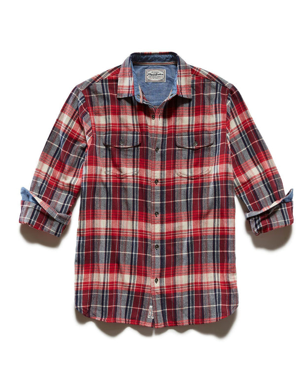 LOWELLVILLE FLANNEL SHIRT