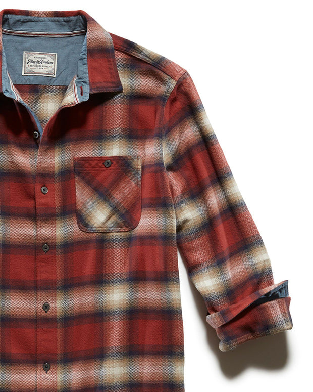 SANDERS FLANNEL SHIRT