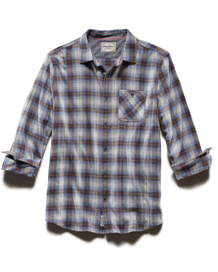 GURLEY FLANNEL SHIRT