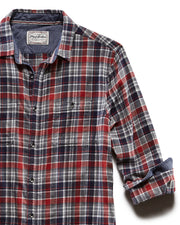 BERGLAND FLANNEL SHIRT