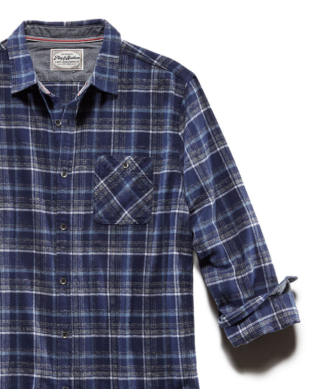 MERCER FLANNEL SHIRT