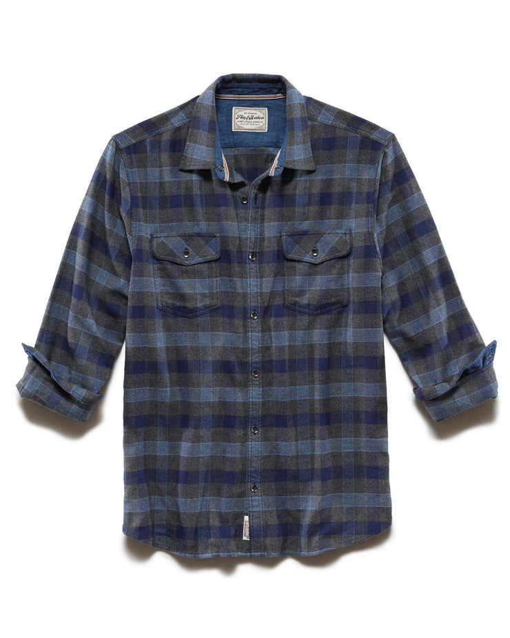 READSTOWN DOUBLE POCKET SHIRT