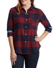 EDINA WOMEN'S SHIRT (FINAL SALE)