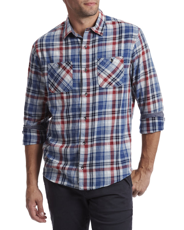 WILLOW INDIGO SHIRT