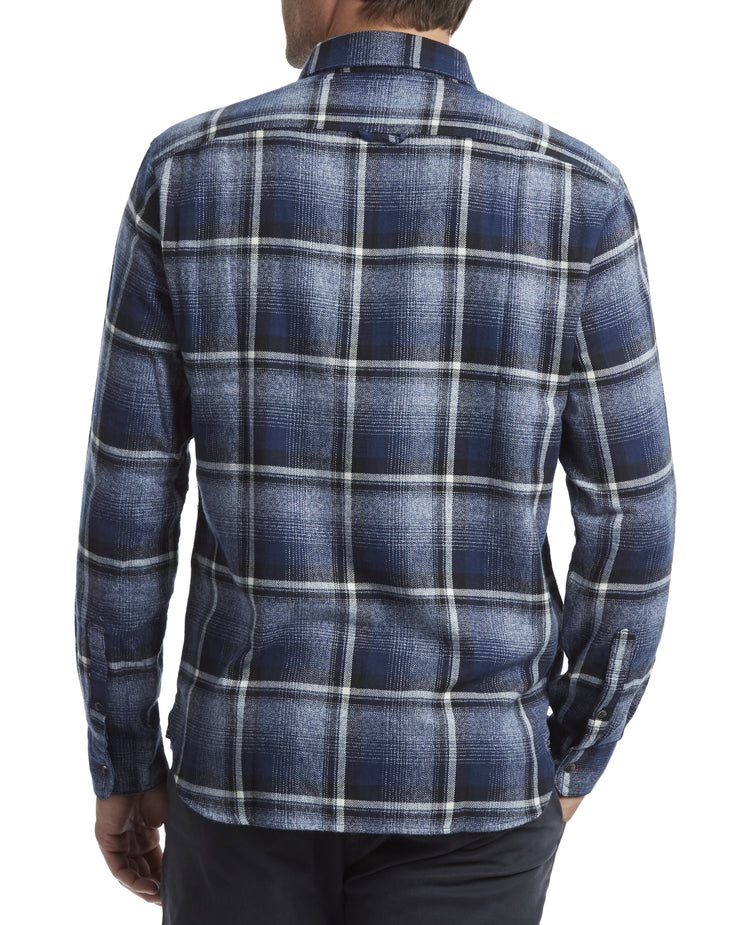 PENWELL FLANNEL SHIRT (FINAL SALE)