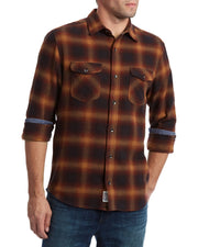 ALMONT FLANNEL SHIRT