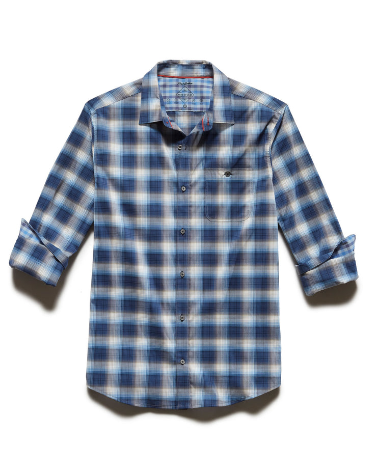MADEFLEX DRESS PLAID ICON SHIRT