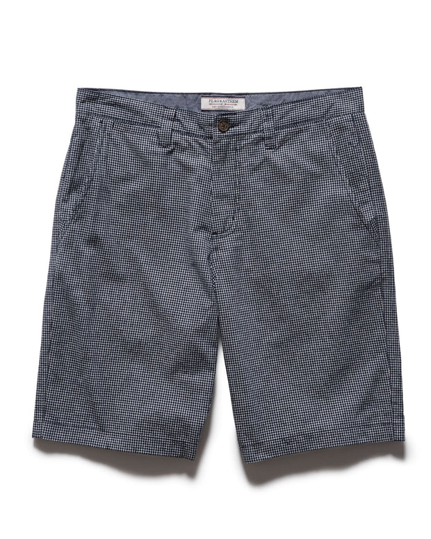 QUINCY MINI CHECK SHORT