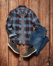 FRIONA FLANNEL SHIRT