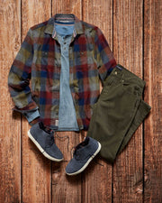 BELLEFONTE FLANNEL SHIRT