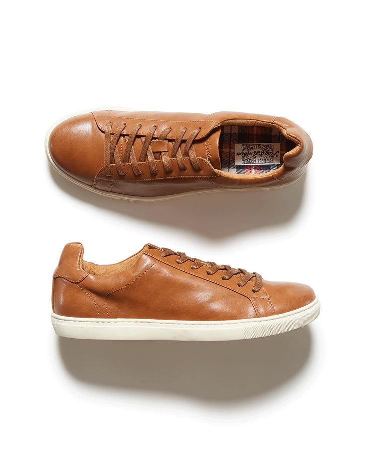 ALDEN LOW-TOP SNEAKER