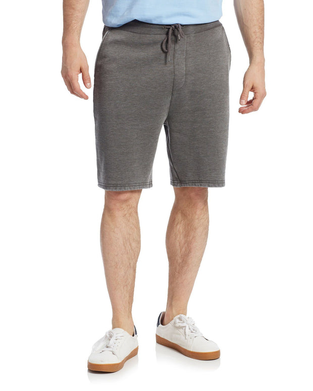 ROLAND BURNOUT KNIT SHORT