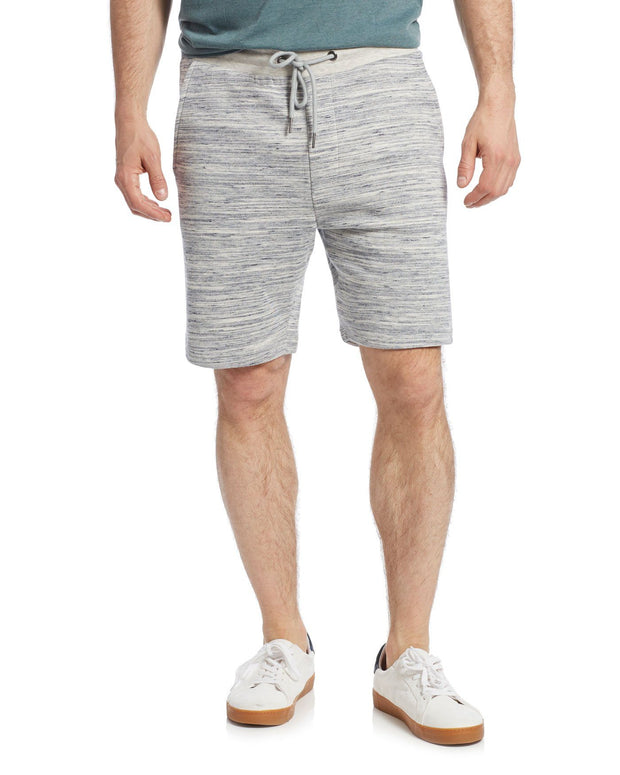 MARLINTON SPACE DYE KNIT SHORT