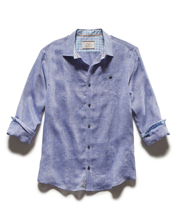 WILLIAMSVILLE LINEN SHIRT