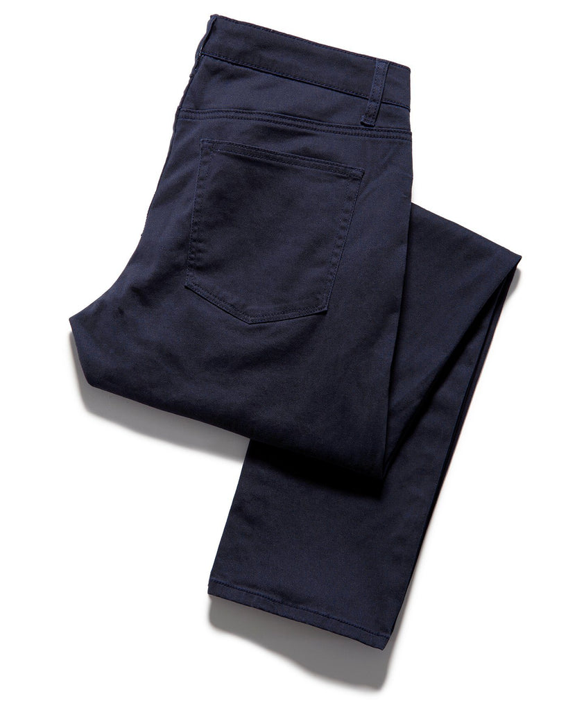 WALLBURG 5-POCKET PANT - NASHVILLE STRAIGHT - NAVY