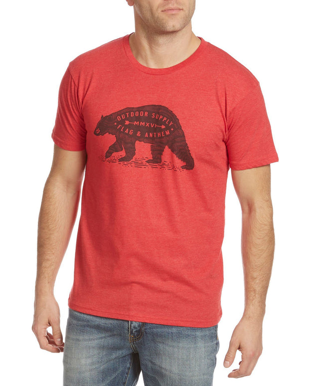 BEAR SUPPLY TEE
