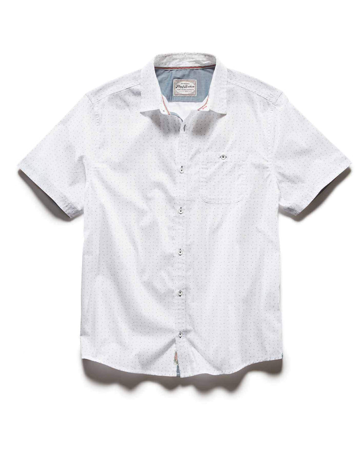 MILLINGTON MINI DOT SS SHIRT
