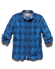 GRIFFITH SHIRT - NAVY BLUE