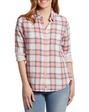 CHLOE WOMEN'S DOUBLE LAYER SHIRT