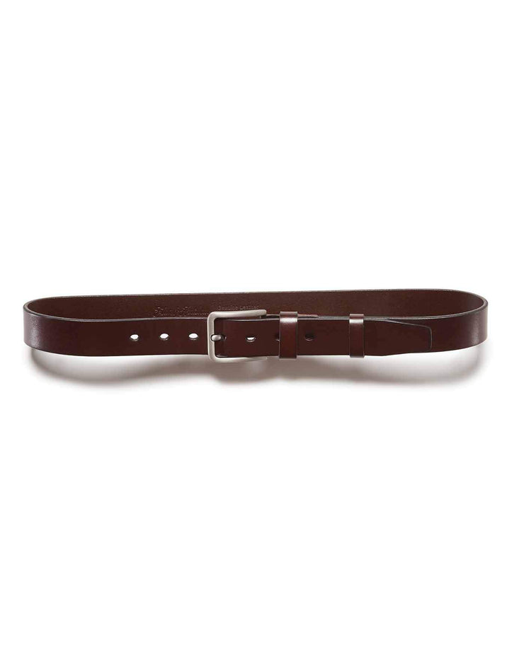 BOZEMAN LEATHER BELT