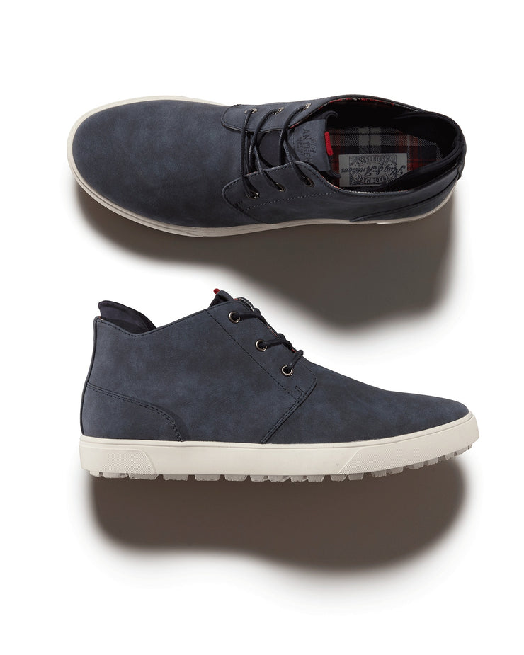 WESTON MID-TOP SNEAKER
