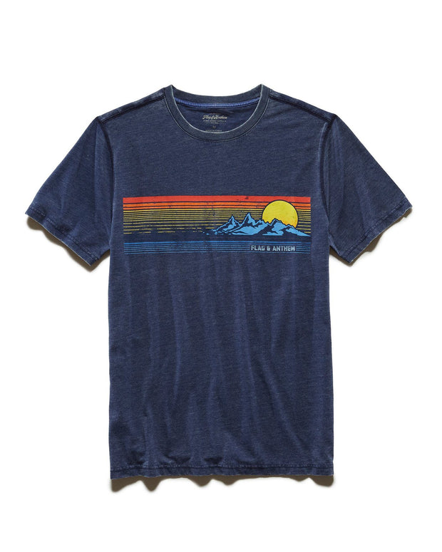 MOUNTAIN PANORAMA TEE