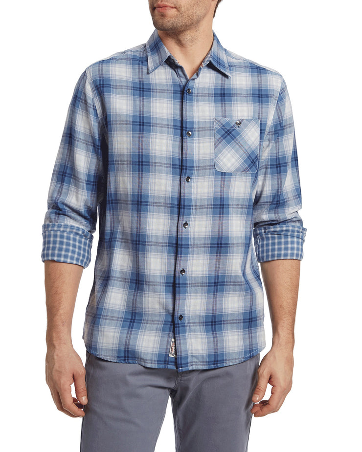 WINSTEAD DOUBLE LAYER SHIRT
