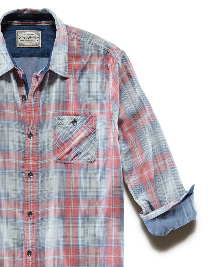 LOWMAN DOUBLE LAYER SHIRT (FINAL SALE)