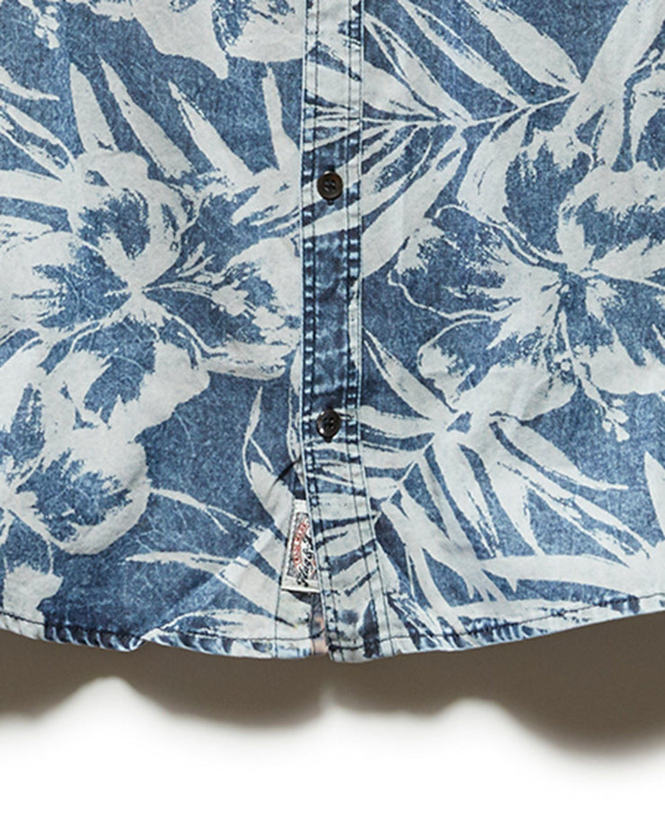 HYDESVILLE HAWAIIAN SHIRT (FINAL SALE)