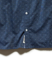 IVOR GEOMETRIC DOT SHIRT