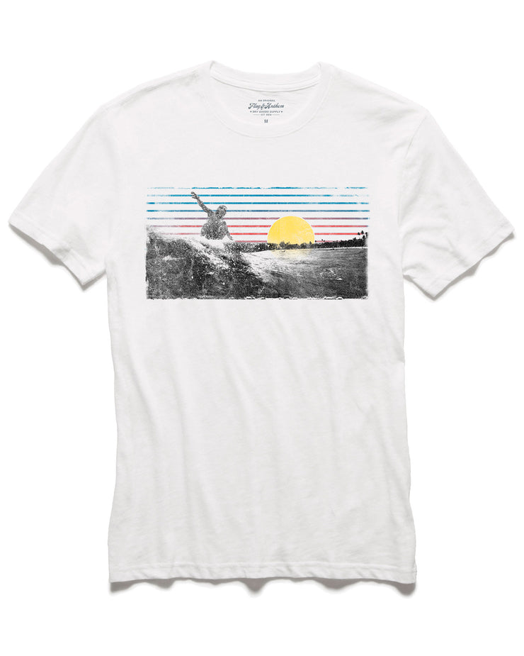 SURFER GRAPHIC TEE (FINAL SALE)