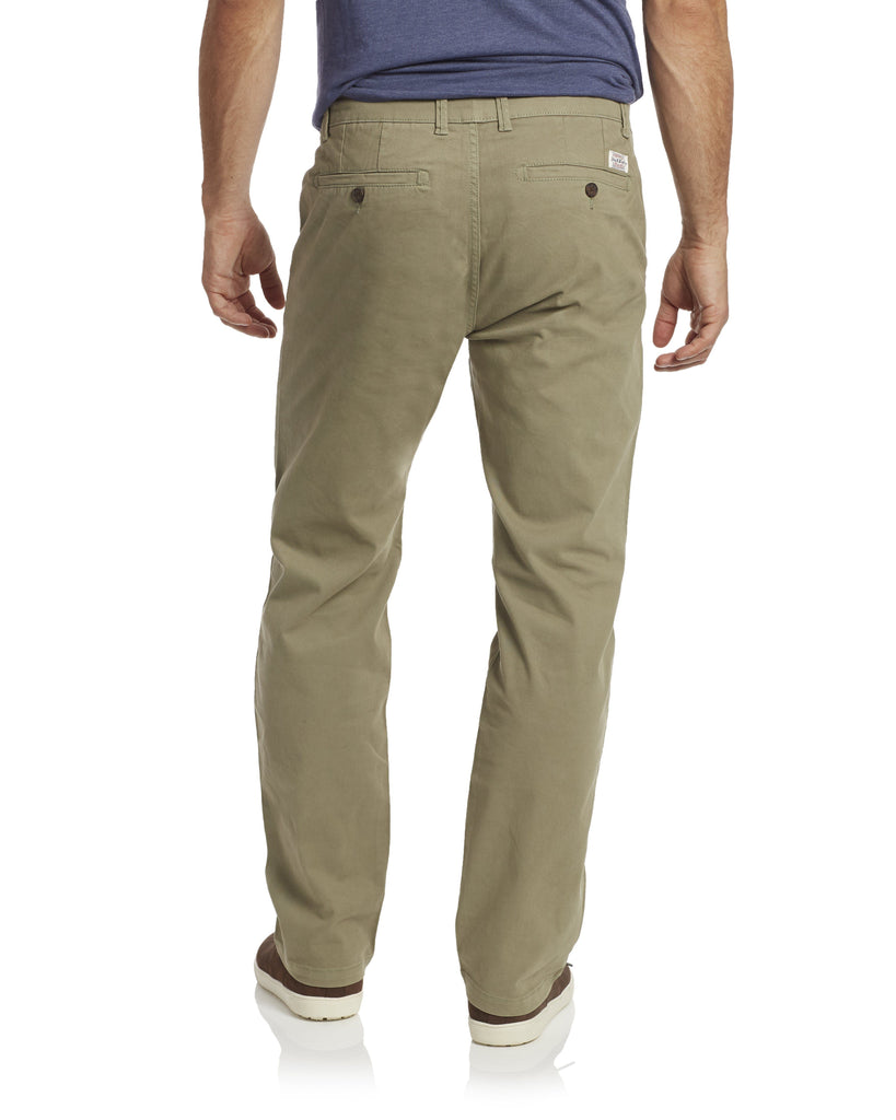 Chinos - CASTLETON CHINO - NASHVILLE STRAIGHT - LIGHT ARMY