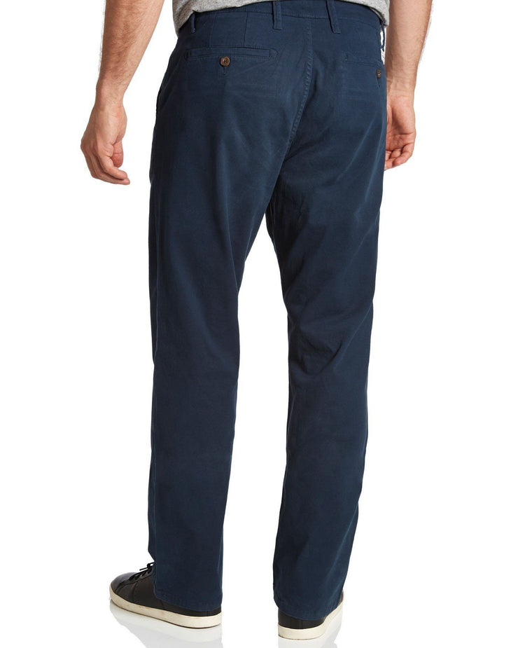 Chinos - CASTLETON CHINO - PORTLAND RELAXED - NAVY