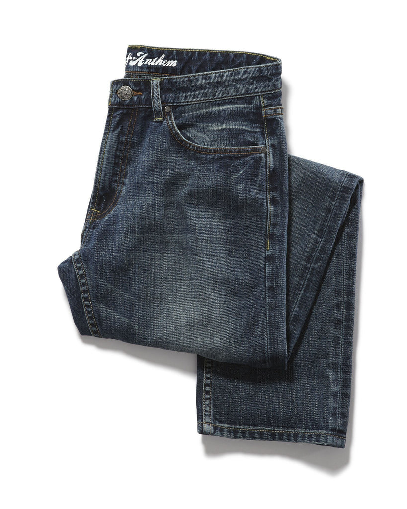Denim - ERIE JEAN - NASHVILLE STRAIGHT
