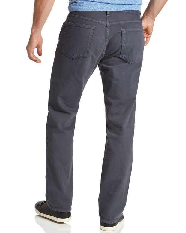 Denim - OVERDYE JEAN - NASHVILLE STRAIGHT - CHARCOAL
