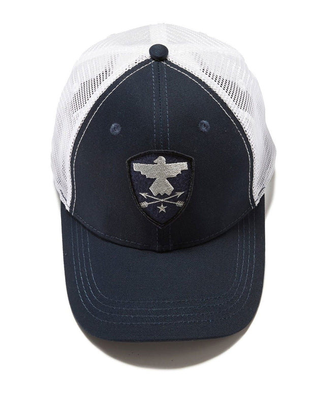 RISER CREST TRUCKER HAT (FINAL SALE)