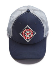 RISER LABEL TRUCKER HAT