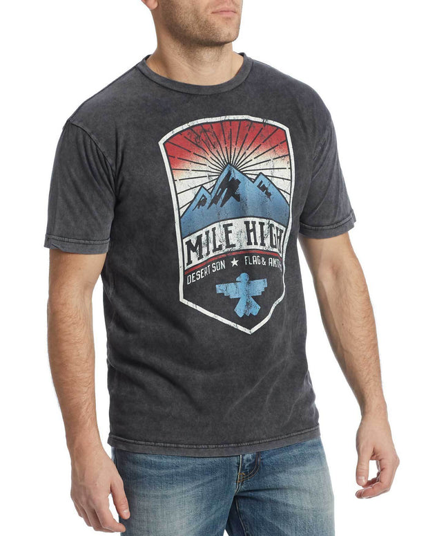 Desert Son Tees - Mile High Tee (FINAL SALE)