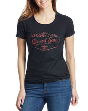Desert Son Women's Tees - FREMONT PEAK WOMEN'S TEE (FINAL SALE)