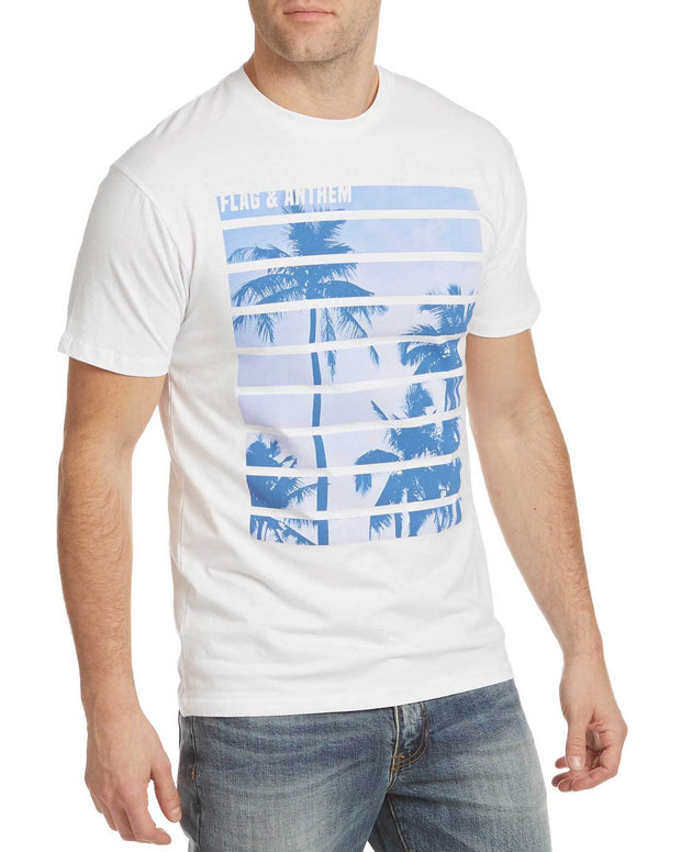 Graphic Tees - PALM TREES TEE (FINAL SALE)