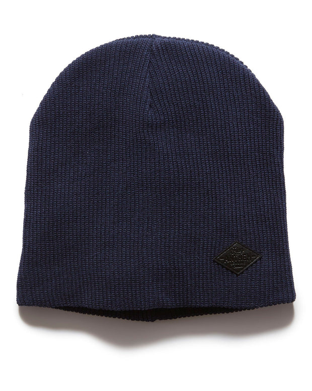 Hats - BROOKHAVEN BEANIE - BLUE