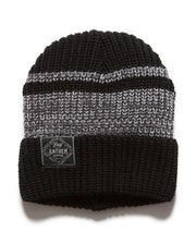 Hats - MONTELLO BEANIE - BLACK
