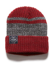Hats - MONTELLO BEANIE - RED