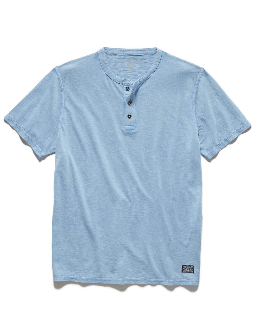 Henleys - CROSSETT HENLEY - LIGHT BLUE