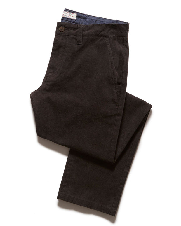 Pants - BROOKSVILLE FLANNEL TROUSER - NASHVILLE STRAIGHT
