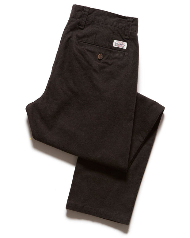 Pants - BROOKSVILLE FLANNEL TROUSER - OAKLAND SLIM