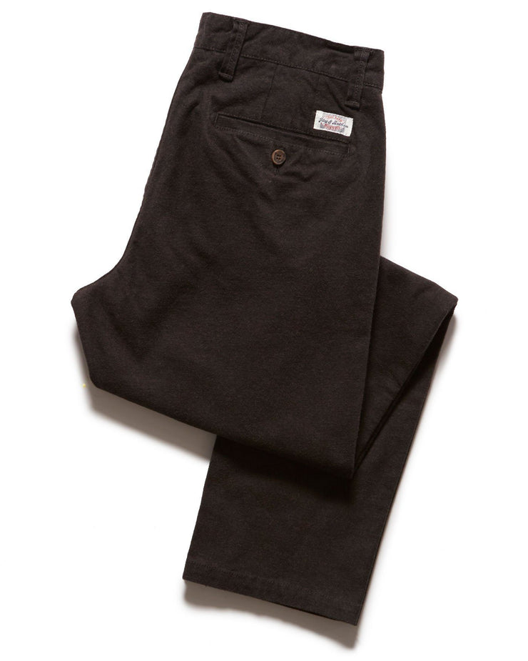 Pants - BROOKSVILLE FLANNEL TROUSER - PORTLAND RELAXED