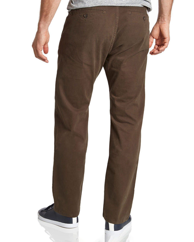 Pants - CASTLETON CHINO - NASHVILLE STRAIGHT - OLIVE